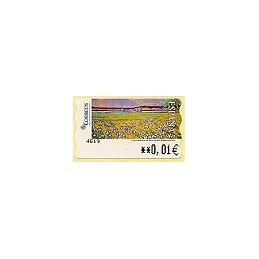ESPAÑA. 124. Montilla: Flores silvestres. 5E. ATM nuevo (0,01)