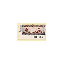 ESPAÑA. LF 10239. 115. J. Carrero. Tarjeta Postal. ATM (0,28)