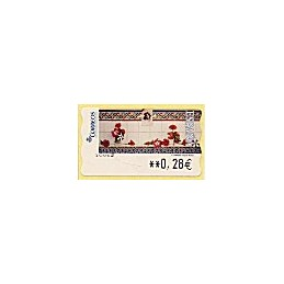 ESPAÑA. LF 10156. 115. J. Carrero. Tarjeta Postal. ATM (0,28)
