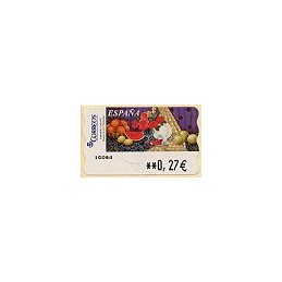 ESPAÑA. LF 10222. 97. Sammer G. Bodegón Naranjas. ATM (0,27)