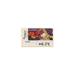 ESPAÑA. LF 10046. 97. Sammer G. Bodegón Naranjas. ATM (0,27)