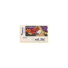 ESPAÑA. LF 10009. 97. Sammer G. Bodegón Naranjas. ATM (0,28)