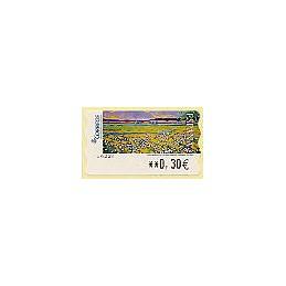 ESPAÑA. 124. Montilla: Flores silvestres. LF-5E. ATM (0,30)