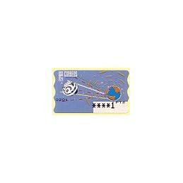 ESPAÑA. 14.1. Espacio - azul claro. PTS-5A. ATM nuevo ( 1 P)