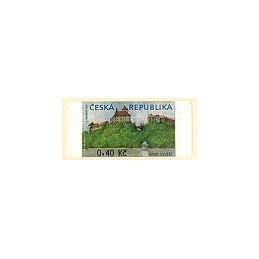 REP. CHECA (2000). Castillo de Veverí (1). ATM nuevo