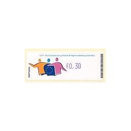 PORTUGAL (2007). Oportunidades - Crouzet Az. ATM nuevo