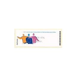 PORTUGAL (2007). Oportunidades. Crouzet n.-CA. ATM nuevo