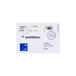 PORTUGAL (2007). Oportunidades - Amiel Azul. SPD - certificado