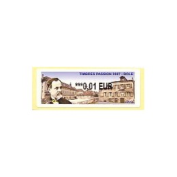 FRANCE (2007). Timbres Passion - Dole. ATM nuevo (0,01)