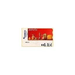 ESPAÑA. 107. Sammer Gallery. Red Life (1). 5E. ATM nuevo (0,01)