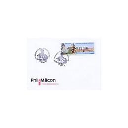 FRANCE (2007). Mâcon 2007. Sobre primer día (2)