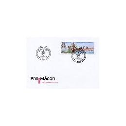 FRANCE (2007). Mâcon 2007. Sobre primer día (1)