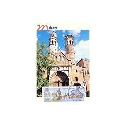 FRANCE (2007). Mâcon 2007. Tarjeta máxima (2)