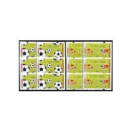 AUSTRIA (2008). 7.-29.6.2008 (UEFA EURO). Valores residuales