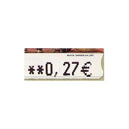 ESPAÑA. 109a. Red Life (2) - variante. 5A. Serie 3 val.