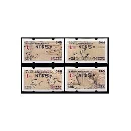 TAIWÁN. TAIPEI 2005. VarioSyST 2-negro. ATMs nuevos (037)