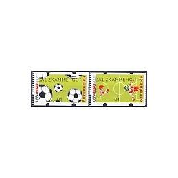AUSTRIA (2008). SALZKAMMERGUT (UEFA EURO). ATMs nuevos (01)