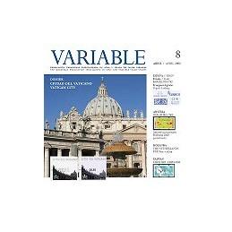 VARIABLE nº  8 - Abril 2008