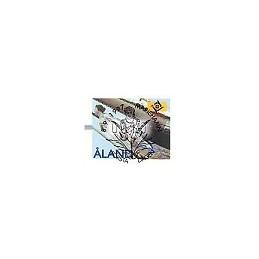 ALAND (1997). Galeón Mneme. ATM, matasello 1r. día
