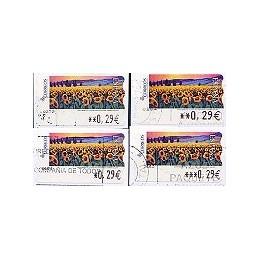 ESPAÑA. 122. Montilla: La tarde crece ... ATMs usados (0,29)