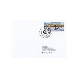 ISRAEL (2008). ISRAEL 2008 - 001. Sobre P.D. (Europa)