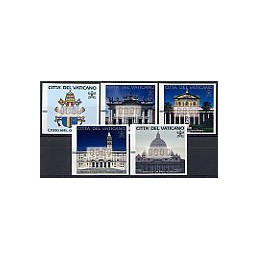 VATICANO (2000). Año Santo. ATMs nuevos (50)
