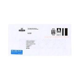 REINO UNIDO (2008). PC Stamps. Sobre a España