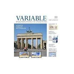 VARIABLE nº 11 - Enero 2009