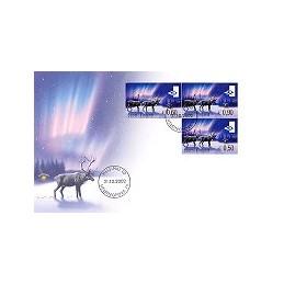 FINLANDIA (2002). Reno - EUR. Sobre último día - serie