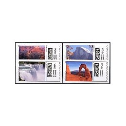 EEUU (2008). 18. Parques nacionales. Etiquetas test