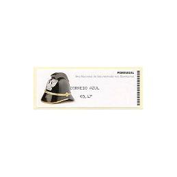 PORTUGAL (2008). Bombeiros. Crouzet n.-CA. ATM (0,47)