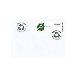 PORTUGAL (2009). Reciclaje. Crouzet negro - CA. S.P.D.