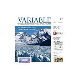VARIABLE nº 12 - Abril 2009
