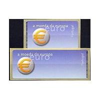 2002. Euro, a moeda da Europa (Euro, la moneda de Europa)