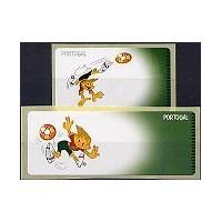2004. Kinas (Mascota de la Eurocopa 2004)