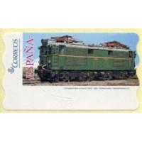 128. Locomotora Estado serie 1000. Ferrocarril transpirenaico