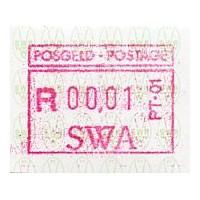 1988. Emblema postal