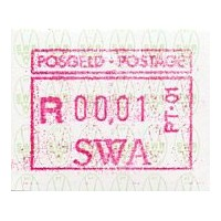 1988. Post logo