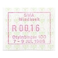 1988. Windhoek - Otyimbingue 100 - 7-9 Jul 1988