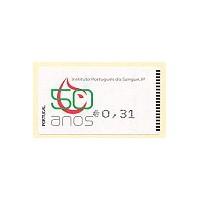 2008. 50 Anos Instituto Português do Sangue, IP - Amiel NEGRO