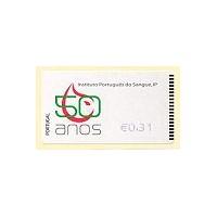 2008. 50 Anos Instituto Português Sangue, IP - NewVision AZUL