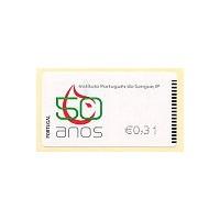 2008. 50 Anos Instituto Português Sangue, IP - NewVision NEGRO