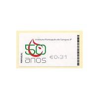 2008. 50 Anos Instituto Português do Sangue, IP - SMD NEGRO