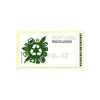 2009. Reciclagem (Recycling) - Amiel BLACK