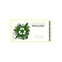 2009. Reciclagem (Reciclaje) - NewVision AZUL