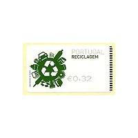 2009. Reciclagem (Reciclaje) - SMD NEGRO