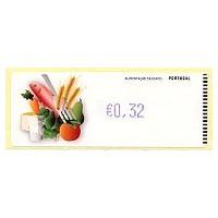 2009. Alimentação saudável - Crouzet AZUL