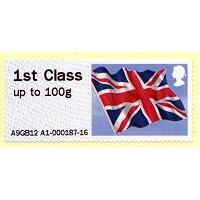 2012-2015. Union flag - Bandera del Reino Unido