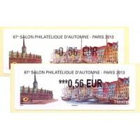 67e Salon Philatélique d'Automne - Paris 2013 - Dinamarca