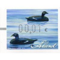2014. Wooden duck decoys (3). Velvet Scoter